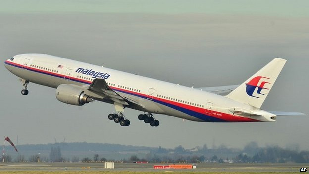 MY TAKE ON MISSING MH370